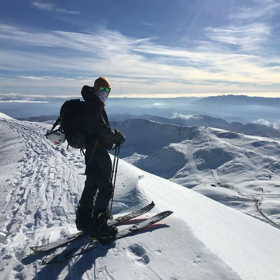 Scialpinismo sul Gran Sasso