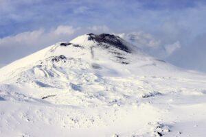 etna, scialpinismo