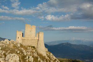 castello, rocca calascio