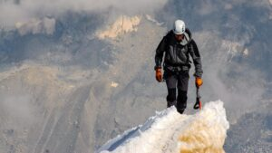 piccozza, alpinismo