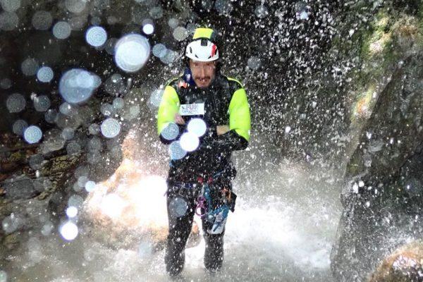 canyoning forra del casco