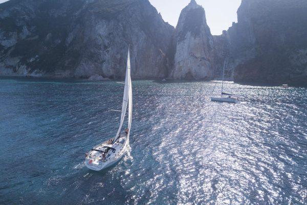 Barca-a-vela-Ponza