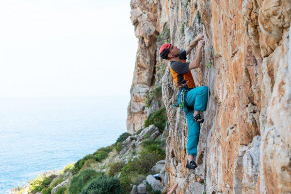 arrampicata a San Vito